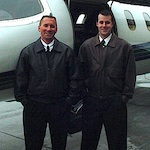 Daytona Jets Learjet Flight Crew